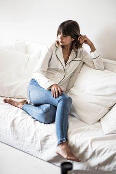 Le Fashion: A Minimal-Cool Take On The Pajama Top