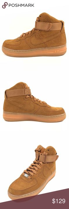 sale retailer fcbb9 67343 Nike WMNS Air Force 1 High Top Suede Nike WMNS Air Force 1 High Top Suede
