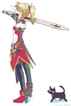Mordred Fate