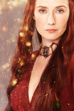 "stormbornvalkyrie: ""Melisandre 