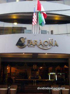 Dividindo a Bagagem: Hospedagem em Lima: Faraona Grand Hotel
