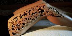 Confira 10 tatuagens 3D que parecem verdadeiras ilusões de óptica