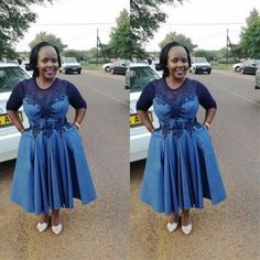 Traditional Attire 2019 For South African Women Setswana Traditional Dresses, African Traditional Wedding Dress, African Wedding Dress, African Print Fashion, African Fashion Dresses, Ankara Fashion, Africa Fashion, African Prints, Skirt Fashion
