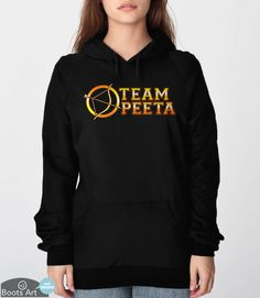 Team Peeta (Hoodie)