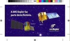 Adesivo AMS Kepler.