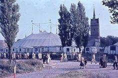 """Rostock, Zirkus """"Busch"""", 50er"""