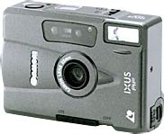 IXUS AF - March 1999 (Fully automatic IX 240 AF camera with single focal length lens, developed as a successor to the IXUS AF-S, primarily for the European market.)