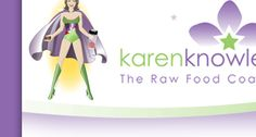 """""""Are You Ready To Go Successfully Raw?""""    Then look no further! Whether you're looking for information, inspiration, delicious, quick and easy raw food recipes or some more personal assistance to help you """"go raw"""" (or stay raw), your solution is here!"""