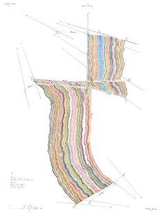 Ludwig Wittgenstein [Drawings] // by Jorinde Voigt   messerwerferin
