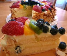 yum, chinese fruit cake...if only there was a bakery that knows how to make one in SA