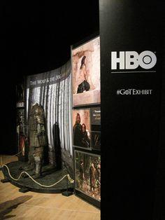 Game of Thrones - The Exhibition (June 2014, Belfast)