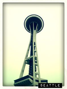 Seattle Space Needle.