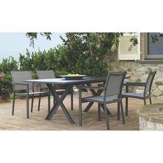 Rausch Country Gartentisch mit Keramik-Tischplatte