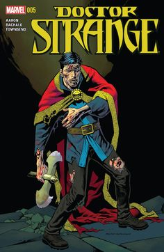 Doctor Strange (2015-) #5 Written by: Jason Aaron Art by: Chris Bac Halo 02/08/2016