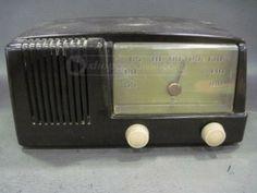 GE Brown Radio