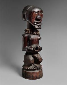 Songye Nkisi (Power Figure), DR Congo http://www.imodara.com/post/89574983609/dr-congo-songye-nkisi-nkishi-power-figure