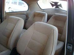Fusca custom interior Vw Bugs, Fusca German Look, Vw Conversions, Vw Baja Bug, Inside Art, Vw Vintage, Kustom Kulture, Porsche 356, Vw Beetles