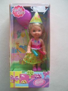 Barbie Shelly Club - Shelly -  NEU OVP -  ab nur 1,00 € in Spielzeug, Puppen & Zubehör, Mode-, Spielpuppen & Zubehör | eBay!