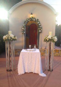 #vintage wedding λαμπαδες γαμου
