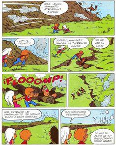 Los comics de Machete: Mampato, Rena y Ogú: Los Suterones Fictional Characters, Adventure, Journals, Argentina, Fantasy Characters