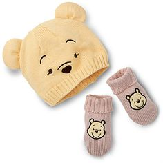 Disney Winnie the Pooh Hat and Gloves Set for Baby | Disney Store