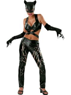Kostium Catwoman deluxe