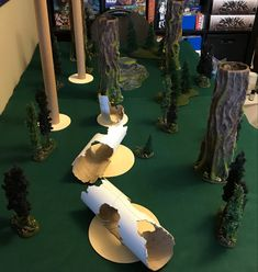 My forest moon of Endor - Star Wars: Legion - FFG Community Tabletop Rpg, Tabletop Games, Game Terrain, 40k Terrain, Landscape Model, Warhammer Terrain, Diy Table Top, D&d Dungeons And Dragons, Wargaming Terrain
