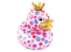 Pomme-Pidou Spaarpot King Duck Ducky | Spaarpotten | More2B,Woondecoraties en Accessoires