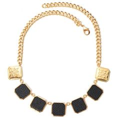 Ahead of the trend, this collection makes a true statement with the look of leather and gold. Regularly $18.99, buy Avon Jewelry online at http://eseagren.avonrepresentative.com