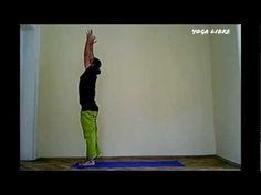 Výukové video: Pozdrav slunci & Relaxace - YouTube