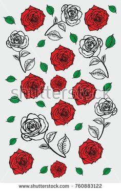 Vintage Design Tattoo Heart 39 Ideas For 2019 Vintage Style Dresses, Vintage Outfits, Vintage Fashion, Vintage Interior Design, Vintage Designs, Flower Vector Art, Retro Girls, Vintage Drawing, Hand Logo