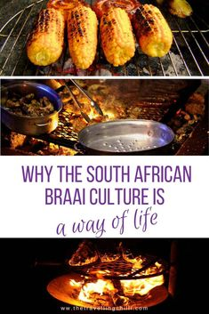 Why the South African braai culture is a way of life - The Travelling Chilli South African Braai, South African Food, Braai Recipes, Oven Recipes, Pork Recipes, Recipies, South African Recipes, Africa Recipes, Drinking Around The World