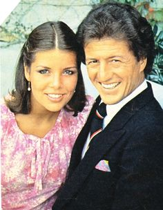 Princess Caroline of Monaco and Philippe Junot engagement.August 23,1977.