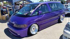 Toyota Van, Toyota Previa, Mini Vans, Vanz, Jdm Cars, Car Manufacturers, Fast Cars, Custom Cars, Cars Motorcycles