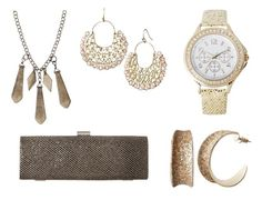 Gold Accessories - Target Online Clearance (All 50% Off)