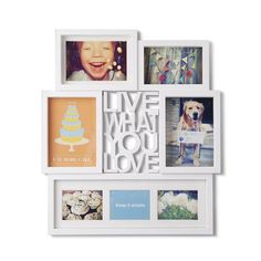Display Frame With Words from notonthehighstreet.com
