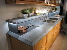 Modern Kitchen #countertop