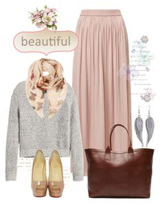 """""""b.e.a.u.t.i.f.u.l-----9.11.2014"""" by k-hearts-a ❤ liked on Polyvore featuring H&M and Givenchy"""