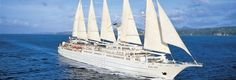 Windstar Caribbean Islands: This is no big-box cruise: Wind Surf is a lovely boat with room for just 312 passengers. Small Ship Cruises, Best Cruise Lines, Dubai, Cruise Europe, Cruise Italy, Yacht Cruises, Boat Fashion, Rome Travel, Windsurfing