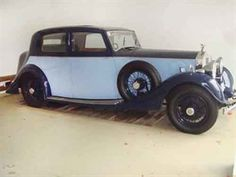 1937 Rolls-Royce 25/30 for sale - www.classiccarsforsale.co.uk