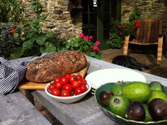 Enjoying the good life in Central Otago and home-grown produce - what could be better