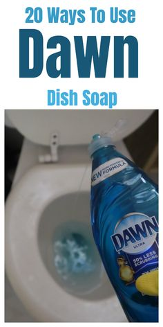 Dawn dish soap household and cleaning tips, tricks, and hacks. Dawn dish soap household and cleaning tips, tricks, and hacks. Bathroom Cleaning Hacks, Household Cleaning Tips, Deep Cleaning Tips, Cleaning Recipes, House Cleaning Tips, Natural Cleaning Products, Cleaning Solutions, Spring Cleaning Tips, Floor Cleaning