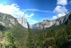 """""""Yosemite"""" Nature, Landmarks and the Environment by Olena Krotenko, Ukraine"""