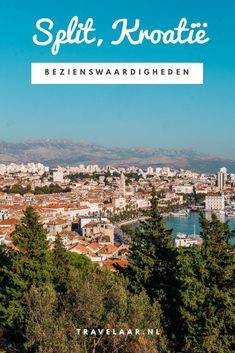 Split is a perfect destination for a city break. The town has a nice vibe and the locals are kind. Check out 15 great things to do in Split. Croatia National Park, Krka National Park, National Parks, Yacht Charter Croatia, Croatian Islands, Harbor Town, City Vibe, Europe Travel Tips, Europe Destinations