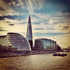 The Shard - London #skyscraper #london