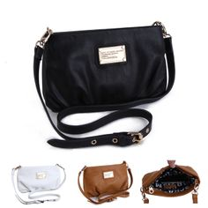 Marc By Marc Jacobs Classic Q Natasha Women Shoulder Bag 3193 -$29