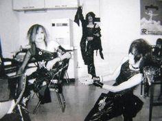 Uruha, Aoi, Kai The GazettE