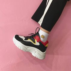 9578ecd532a 62 Best SNEAKERS - SHOES ♡ Aesthetic Korean Fashion