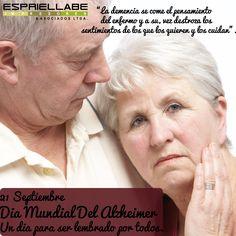 """El Alzheimer es una enfermedad en desarrollo en todo el mundo, pero principalmente en los países del tercer mundo. En Argentina, si bien no existen estadísticas oficiales, se estima que afecta entre 300.000 y 400.000 personas, siendo su prevalencia mayor en individuos de más de 65 años de edad.  """"Esto se vincula a que el principal factor de riesgo para las demencias en general, y para la enfermedad de Alzheimer en particular, es la edad."""