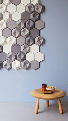 Mosaico en la parez